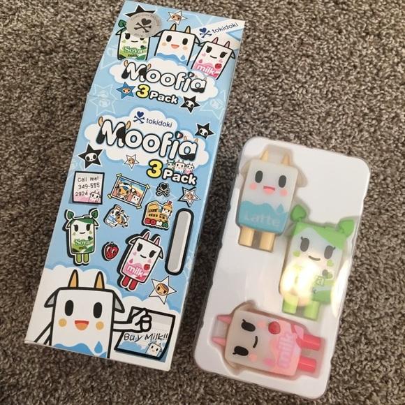 tokidoki Other - Tokidoki moofia from comic-con 2016